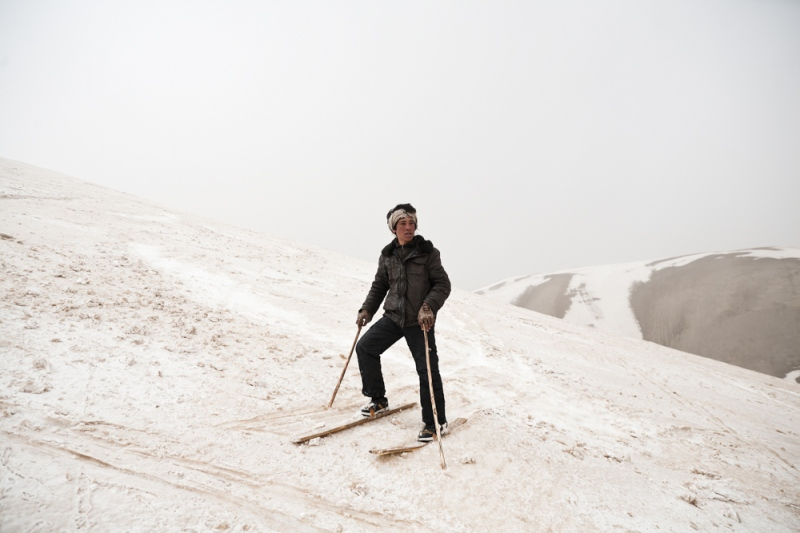 Ski Touring Afghanistan March 2012