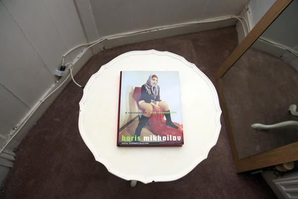 Valus - AWOL - bookshelf