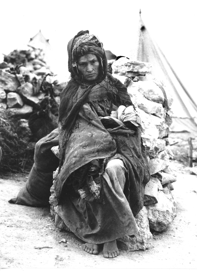 012 Algerian Refugee in Tunisia1958